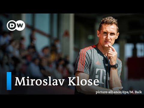 Miroslav Klose - niemiecki piłkarz o polskich korzeniach