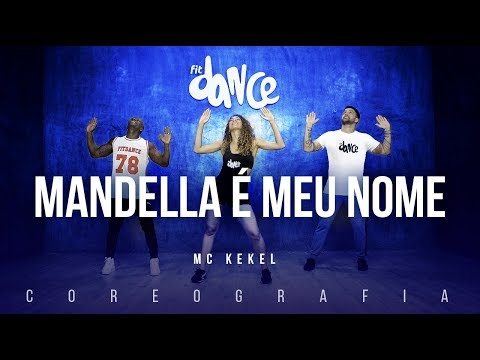 Mandella é Meu Nome - MC Kekel   FitDance TV (Coreografia) Dance Video