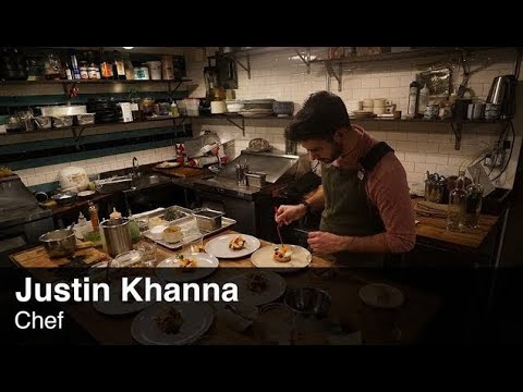 Interesting People #6 - Justin Khanna: Chef