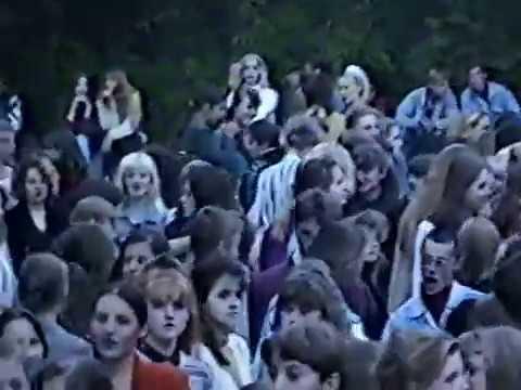 дискотека 1996 год Шуя ностальгия