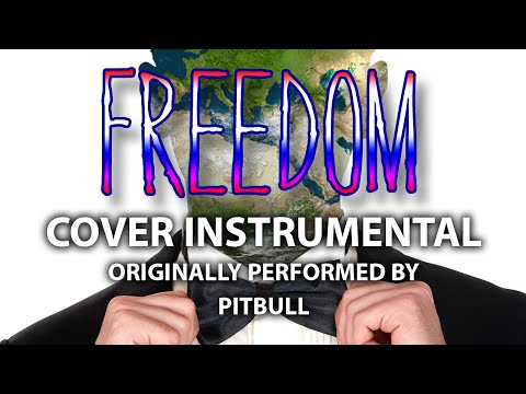 Freedom (Cover Instrumental) [In the Style of Pitbull]