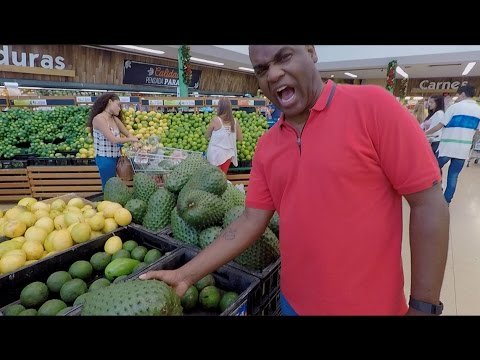 Let's go to a Colombian Supermarket Together | Dwayne Golden