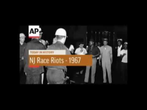 NEWARK RADIO TRANSMISSION DURING 1967 Riots