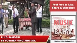Gondang Uning Uningan - Posther Sihotang Group - Pulo Samosir