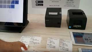 Filtered & sorted menu items, category separation routing. duplicate tickets, with double size text for kitchen. receipt ticket customers payment ...