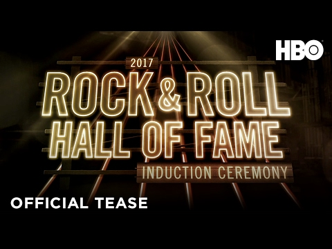 Rock and Roll Hall of Fame Induction Ceremony 2017: Tease (HBO)