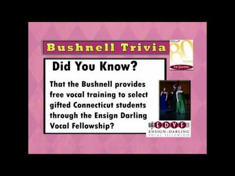 The Bushnell Center for Performing Arts - Video Trivia