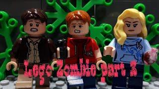 레고 좀비 스톱모션 시즌1 (3화:실수) Lego zombie stopmotion -part 3-