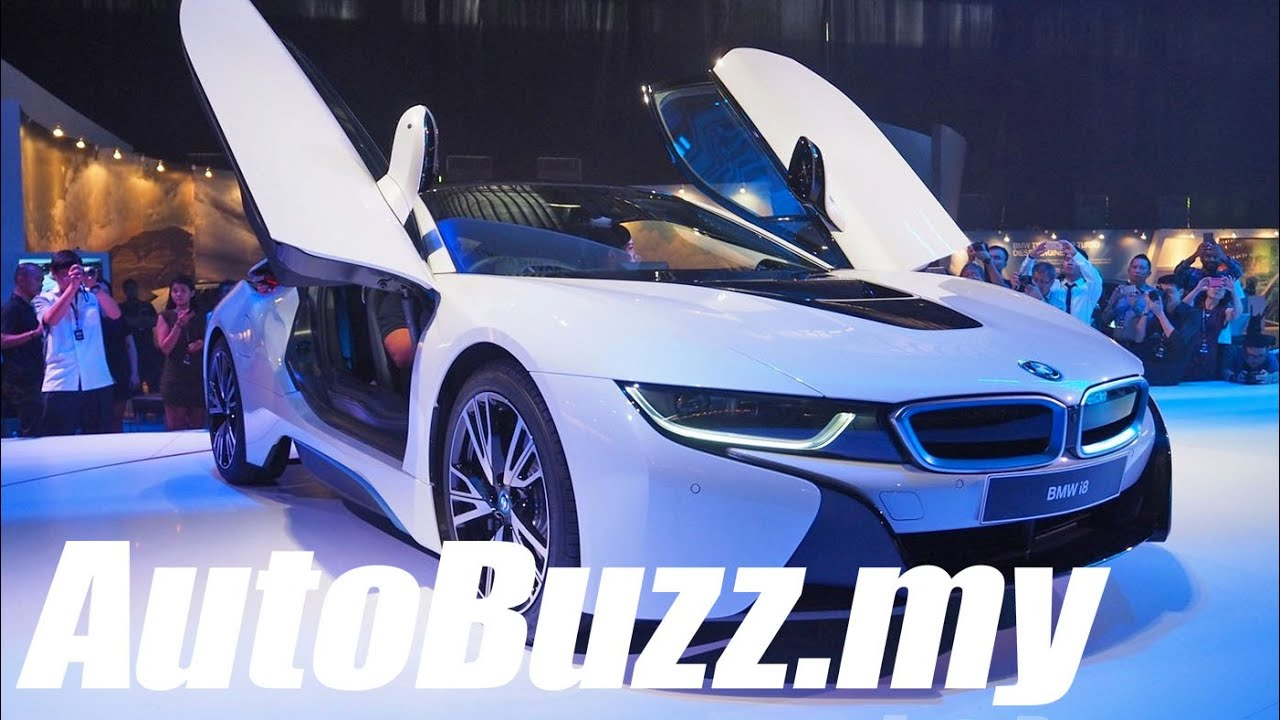 Bmw I8 Launch In Malaysia Autobuzz My Youtube