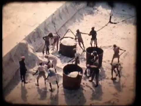 Dutch shipping salt from India in 1963 കൊച്ചി
