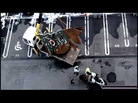 デーリー東北CM空飛ぶ鉄犬30秒