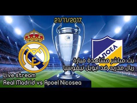 [live HD] Real Madrid vs Apoel Nicosia Champions League