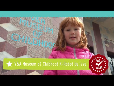 V&A Museum of Childhood K-Rated by Issy