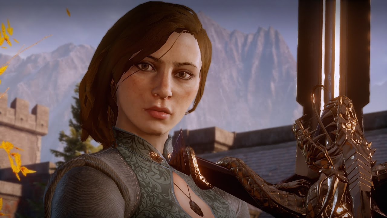 Dragon Age: Inquisition - How to Make a Pretty Human ...