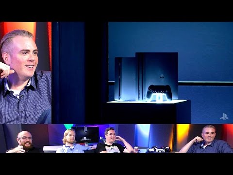 We Talk Over the PlayStation 4 Pro Reveal