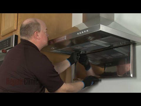 Access Panel (36 Inch) Replacement - Kitchenaid Canopy Vent Hood (Model #KVWB400DSS)
