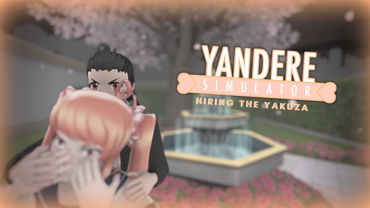 Hiring the Yakuza - Yandere Simulator Concepts