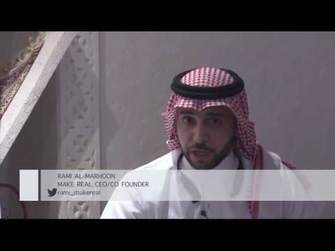 3D printing in saudi arabia - Rami almarhoon { CEO - make real )