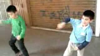 tecktonik dance kid the best