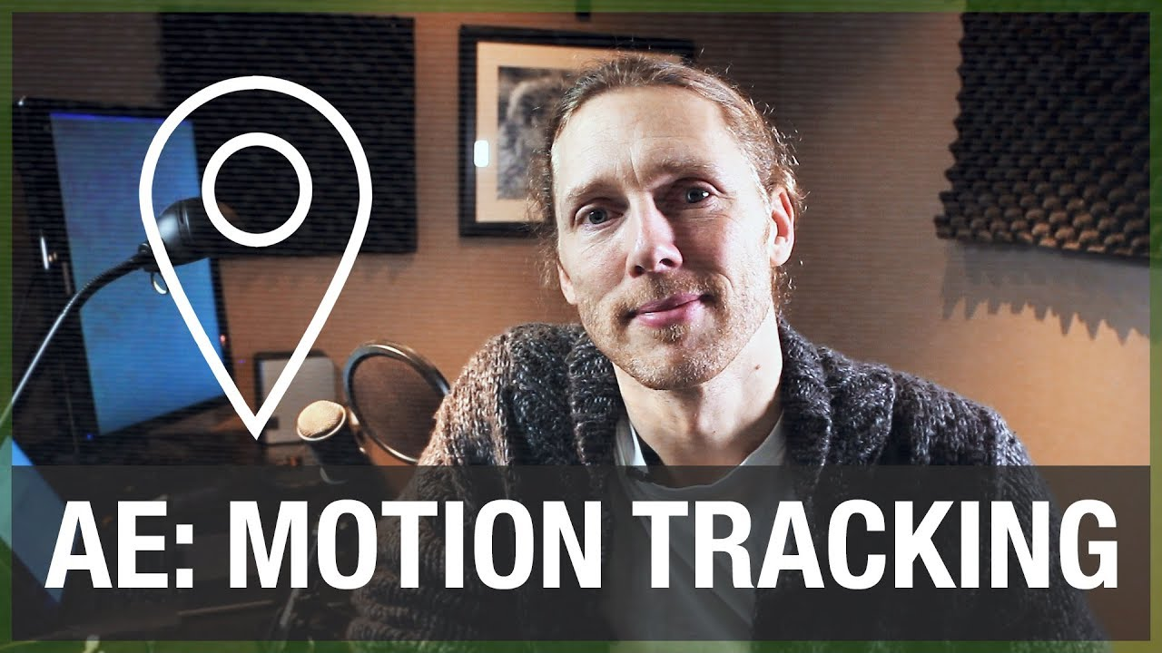 Motion Tracking Tutorials and Guides for After Effects