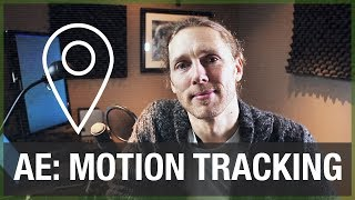 How To Do Motion Tracking Ae Tutorial