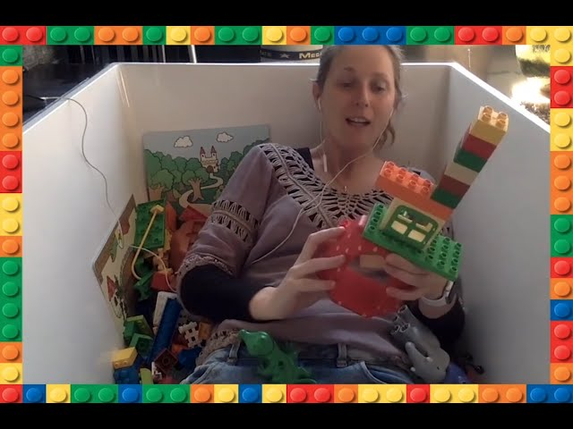 #DONSTHUIS: LEGO VIDEOCLIP OB/MB