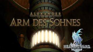 Final Fantasy XIV Heavensward - Arm des Sohnes (A7)