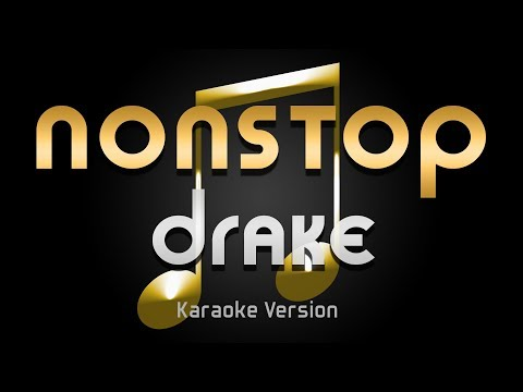 drake---nonstop-(karaoke)-♪