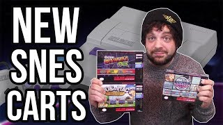 Brand NEW SNES Games from Retro-Bit | RGT 85