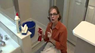 Bathroom Cleaning Tips - Best Way to Clean your Shower Door