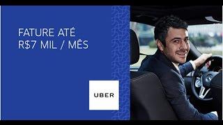 Uber: Como se cadastrar sem carro.