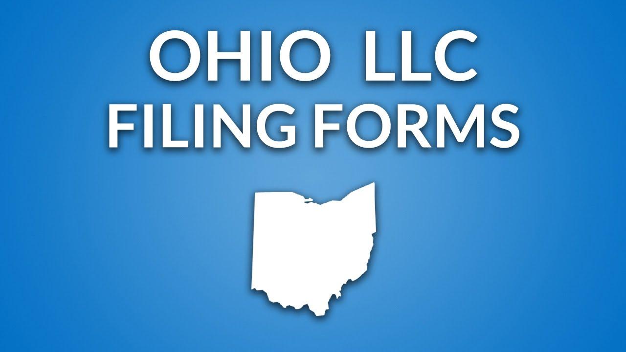 Ohio LLC - Formation Documents - YouTube