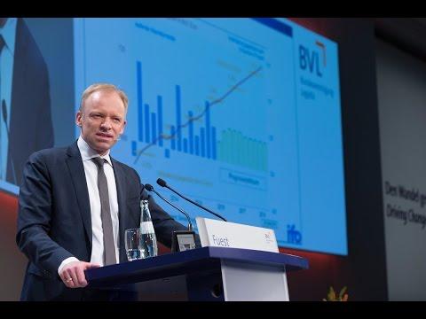 Prof. Dr. Clemens Fuest ifo Institut Vortrag wirtschaftliche Lage Deutschland 2017