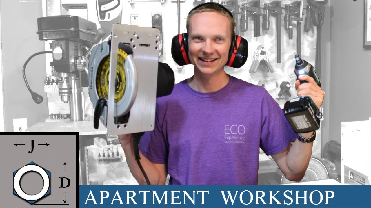 Download How I Get Away With Loud Power Tools in my Apartment Workshop