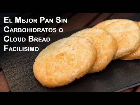 El Mejor Pan Sin Carbohidratos o Cloud Bread Facilisimo