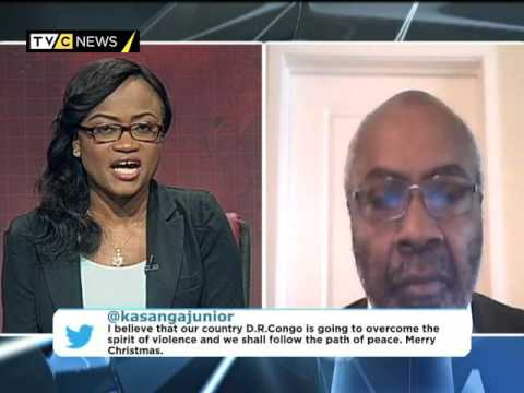 AFRICA TODAY ON CONGO POLITICS WITH LIBOROUS OSHOMAH AND ABAYOMI AZIKIWE