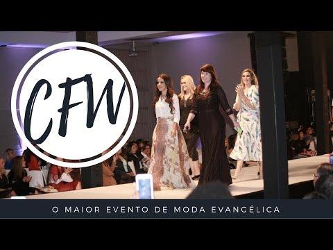 O maior evento de Moda Evangélica no Brasil - CRISTÃ FASHION WEEK