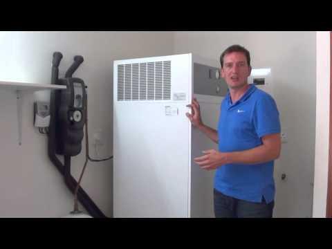 WWK 300 Liter Stiebel Eltron Solar heat pump