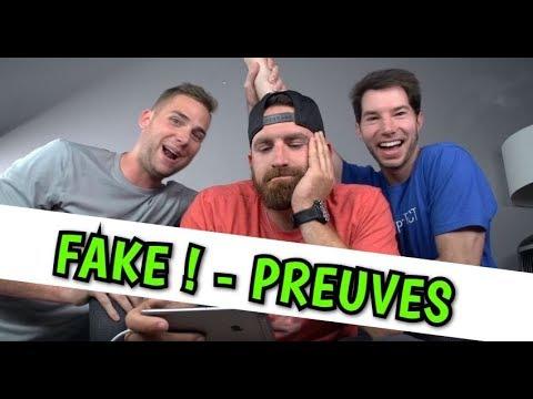 FAKE OU RÉELLE ? - DUDE PERFECT ULTIMES PREUVES
