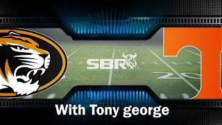 Missouri Tigers vs Tennessee Volunteers Preview: SEC Football Picks w/ Tony George, Loshak