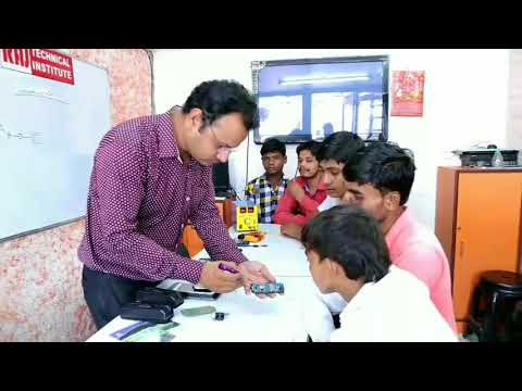 Network Problem Mobile Repairing Course Raj Technical Institute