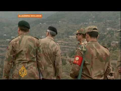 Pakistan army 'taking back' Swat valley - 03 Jul 09