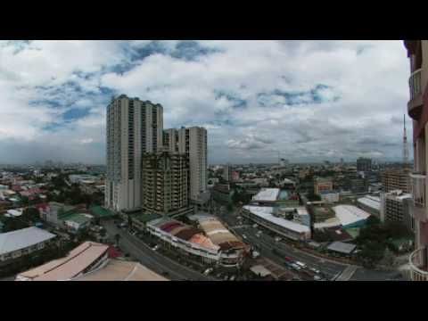 360 degree time lapse video (Quezon City Philippines)