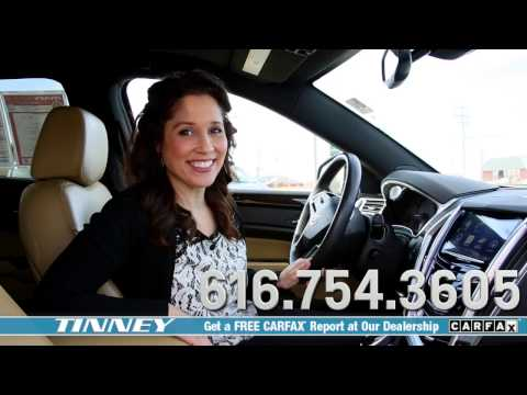 2014 Cadillac SRX Performance Collection for sale Tinney Automotive Grand Rapids