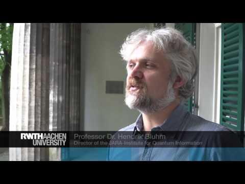 7. Faculty Club Meeting with Professor Hendrik Bluhm