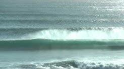 Te Arai Swell and Surf January 6th and 7th 2013
