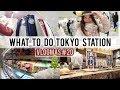 TOKYO STATION - What to do & Mini Tour | Vlogmas Day #20