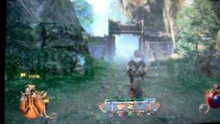 Two Worlds 2 PS3 Version - Performance - Lower Detailed Area