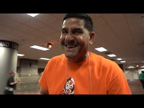 Angel Garcia Moving Like Manny Pacquiao Says Manny Will KO Thurman
