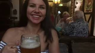 Таллин, Эстония - Невероятная Атмосфера Старого Города, Ратушная площадь, Beer House